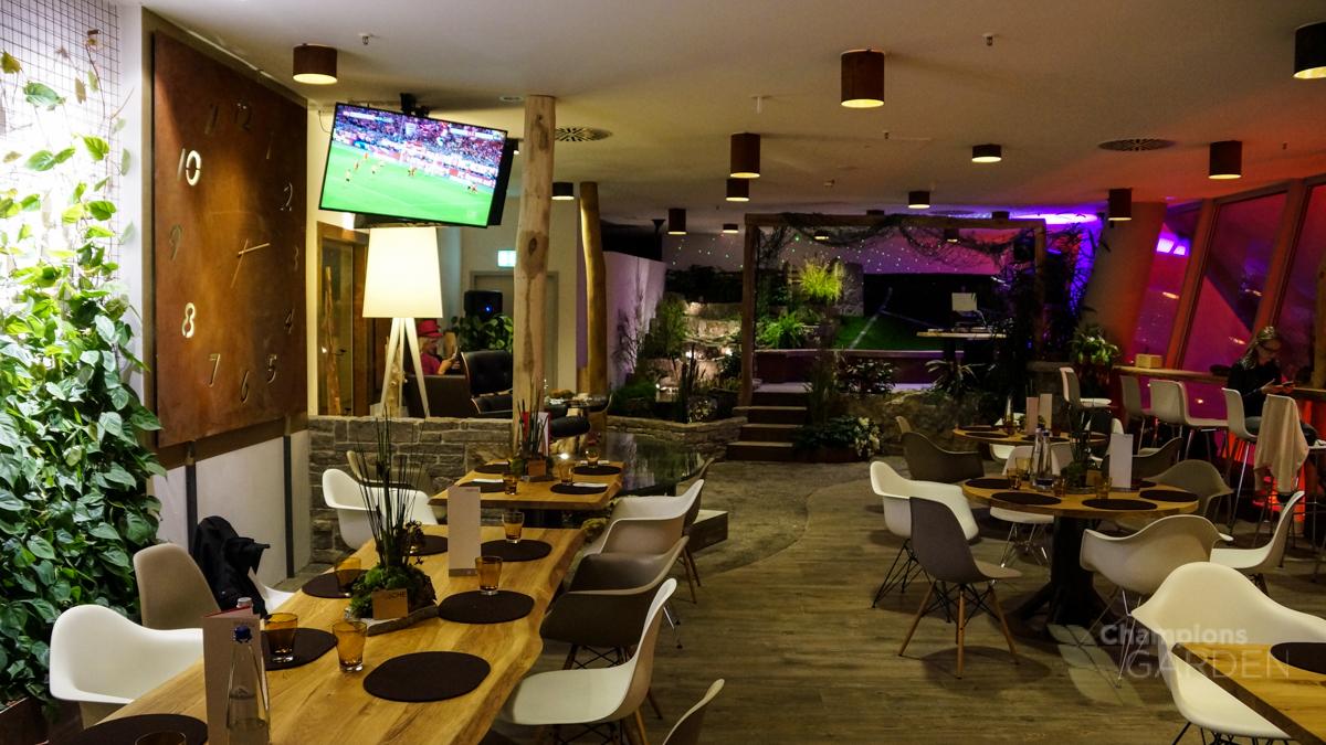 Fc Bayern Vip Lounge
