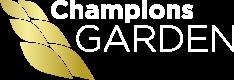 Champions Garden Logo
